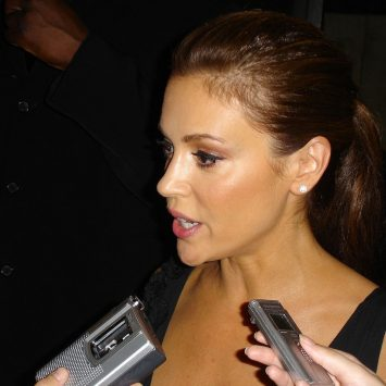 Alyssa Milano Backpedals After Biden's Accuser Calls Her Out.
