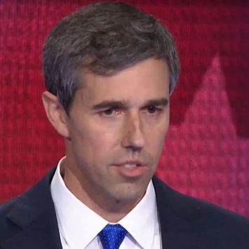 Beto O'Rourke Makes His Most Outrageous Claim Yet.
