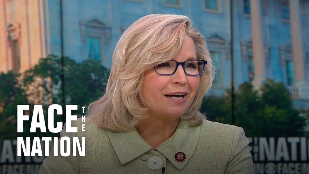 """WATCH: Liz Cheney Says Trump's Attack On """"The Squad"""" Isn't ..."""