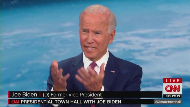 Sleepy Joe Thinks His Cognitive Ability Is Enough To Take On Trump