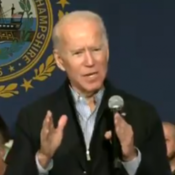 Biden Tries To Appeal To PC Culture With Aggressive LGBTQ Stance