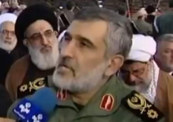 Iranian General Hajizadeh Claims Trump Better Order Coffins For His Troops Before He Threatens Iran