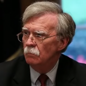 Bolton Fires Back At Trump Over Twitter Remarks