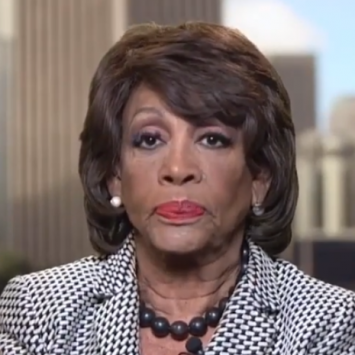 Look What Waters And Pelosi Are Blaming Trump For Now