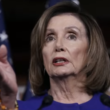 Ice Cream Queen Pelosi Attacks Trump Over His Appearance