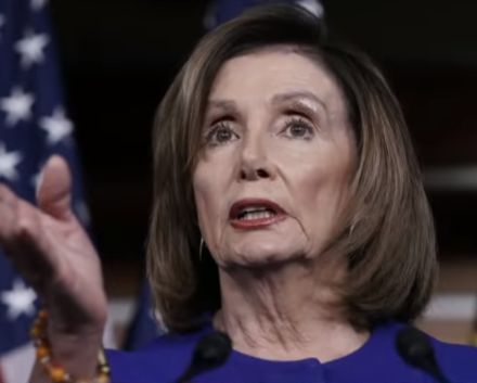 Pelosi Claims She Doesn't Have Time To Talk About Govt Corruption