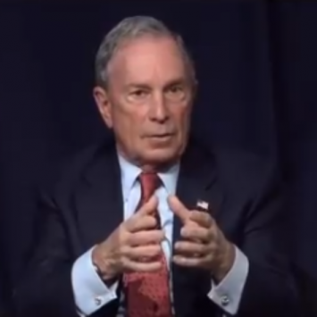 Bloomberg Launches A Full Scale Attack On Opponent, And It's Not Even Trump