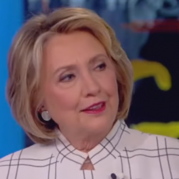 Hillary Is Once Again Trying To Meddle With A Dem Primary
