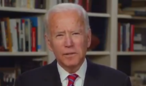 Biden Tells NBC's Chuck Todd To Tone Down The Trump Hate