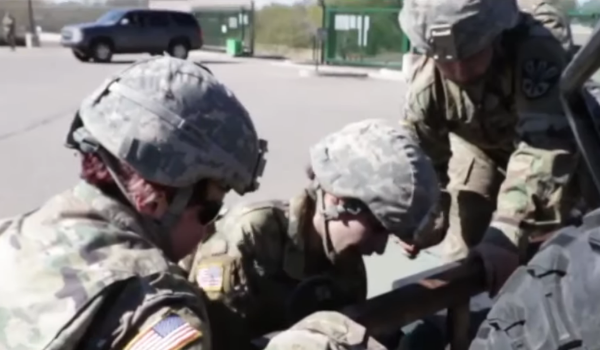 Arizona Is Using The National Guard In An Interesting Way