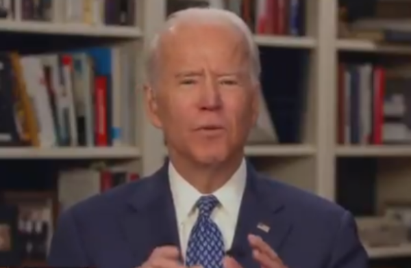 Biden's Latest Word Salad Should Prove To Delusional Dems He's Unfit