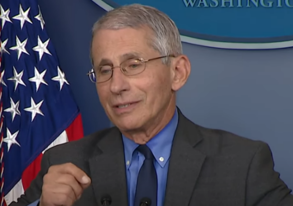 WH Press Secretary Sets The Record Straight Over Fauci Firing Rumor