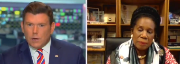 Rep Sheila Jackson Claims Biden Didn't Say You're Not Black If You Vote Trump