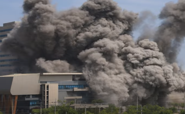 N. Korea Blows Up Liaison Building And Now They Are Making Threats
