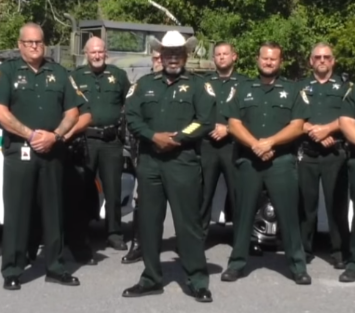 Black Florida Sheriff Stands Up To Lawless Protesters: