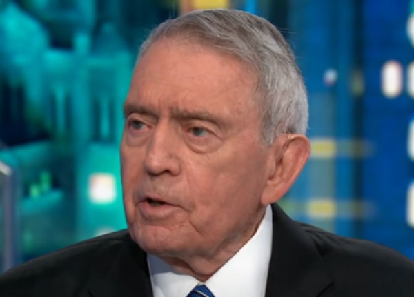 Fmr Anchor Dan Rather Claims Anyone Who Votes For Trump Is Dumb
