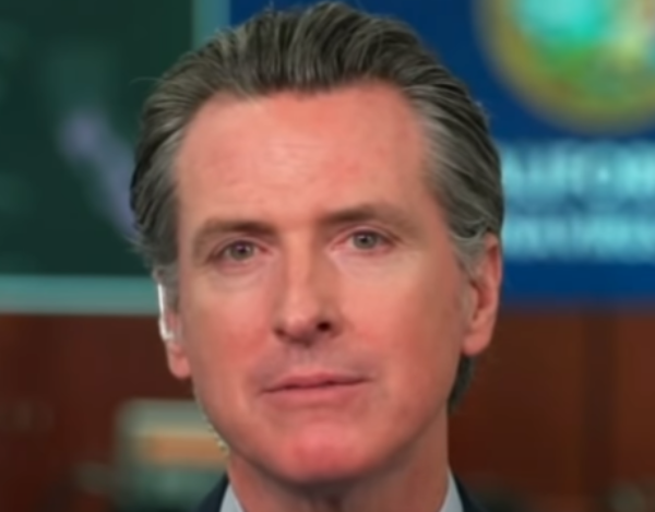 Megyn Kelly Calls Out Newsom For His