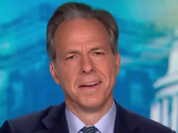 CNN's Tapper Questions Patriotism Of A Double Amputee Veteran