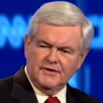 Gingrich Gives Californians The Boost They Need To Takedown Newsom