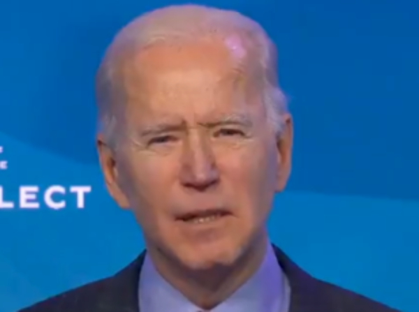 Biden Makes Plans To Discriminate Against Certain Americans