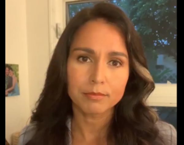 Gabbard Calls On Biden To Denounce Brennan