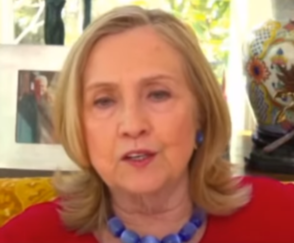 Crooked Hillary Claims GOP Needs To Find It's Soul