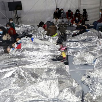 Finally Photos From The Border Are Being Released.
