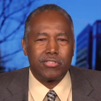 Carson Calls Out Left For Trying To Destroy America