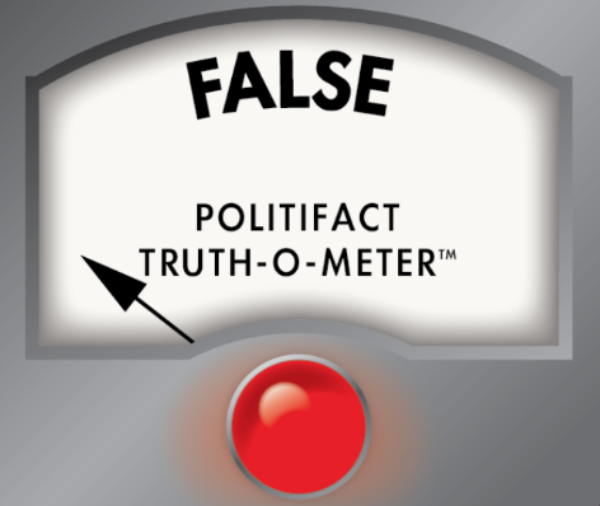 Media Research Center Finds PolitiFact Is Anything But Unbiased